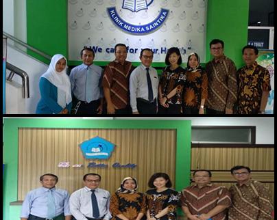 Kunjungan Balasan RS. Mahkota Medical Centre Melaka