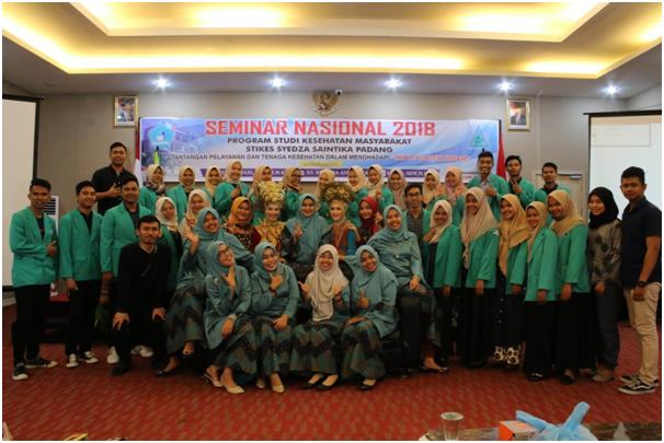 Seminar Nasional Ke-III Prodi Kesmas dan HIMA Kesmas Tahun 2018